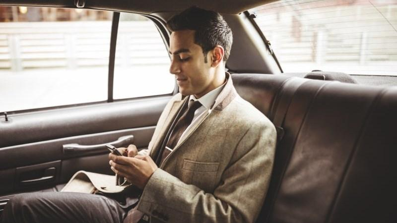 mobile advertising and marketing while in cars