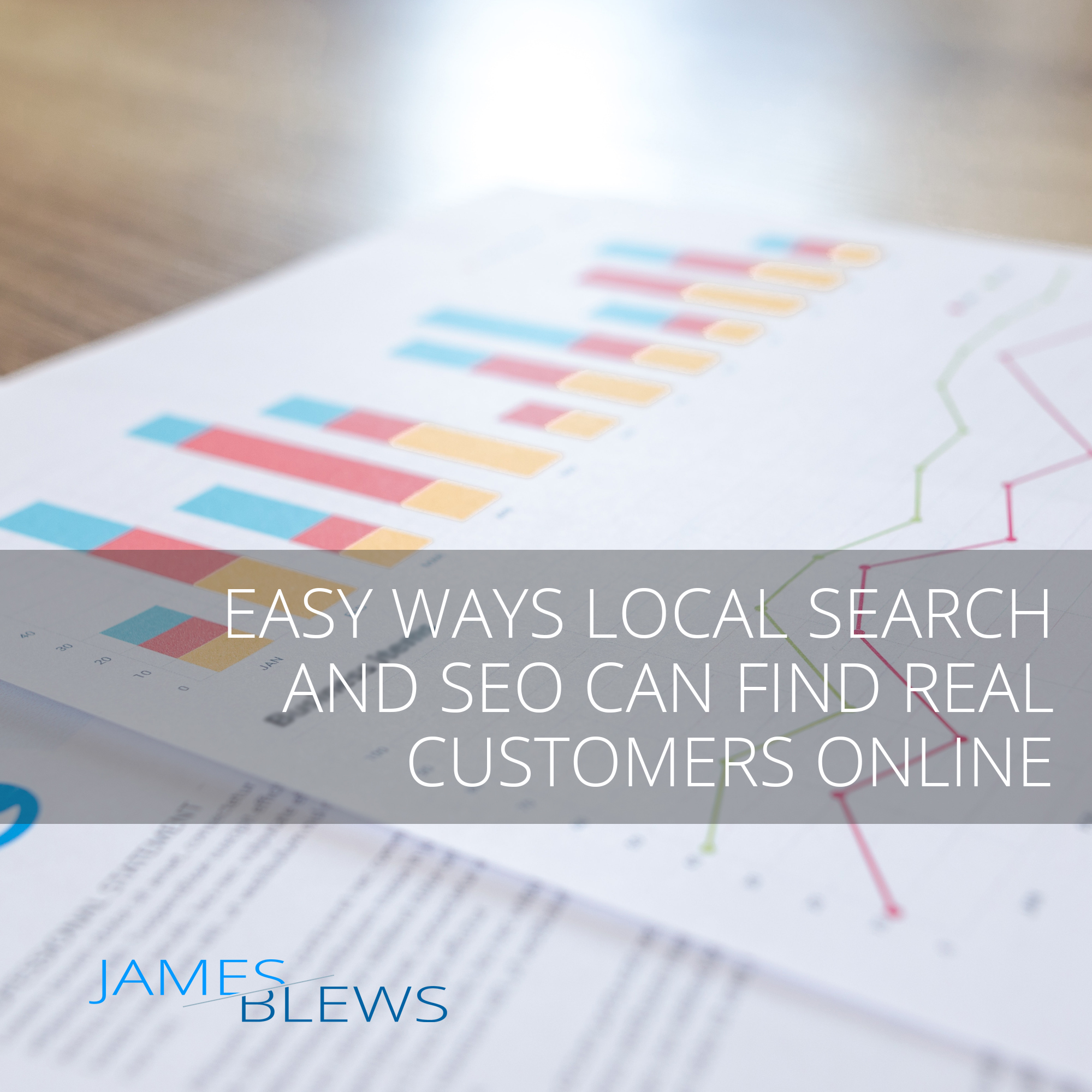 Easy Ways Local Search And SEO Can Find REAL Customers Online