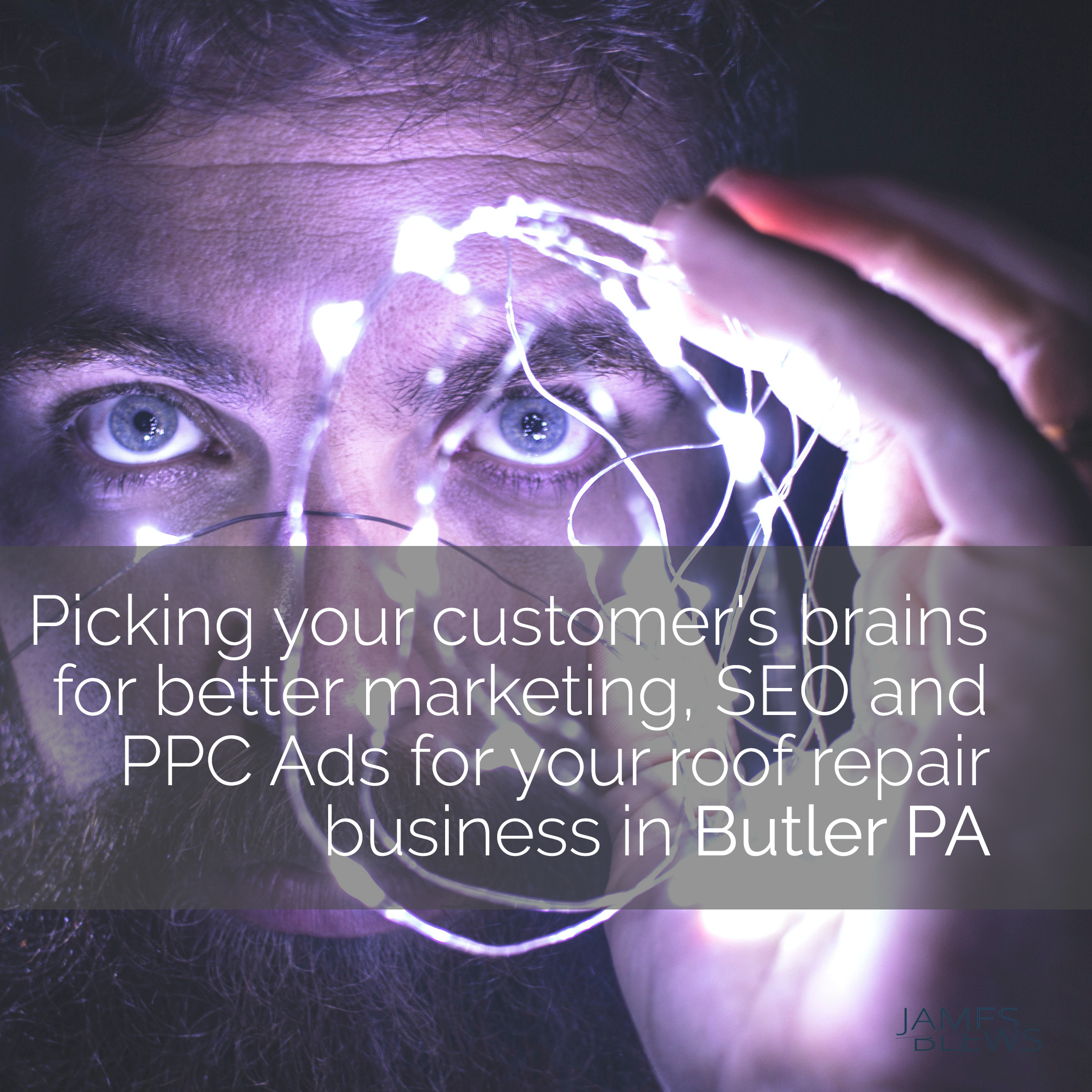 Picking your customer's brains for your roof repair business in Butler PA